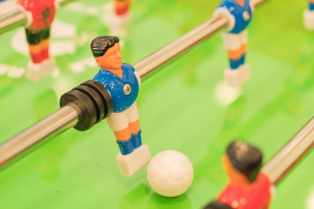 figuras de futbolín